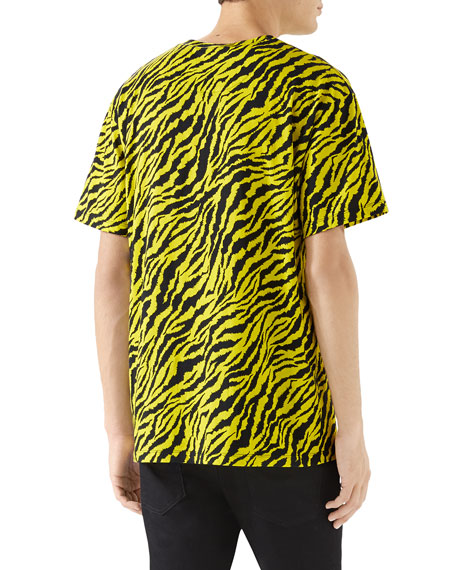 Men's Tiger Logo T-Shirt