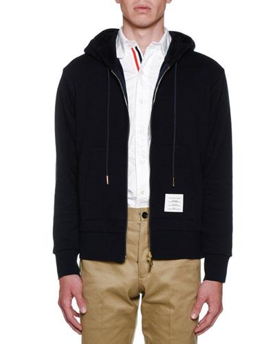 Men's Classic Loopback Pullover Hoodie
