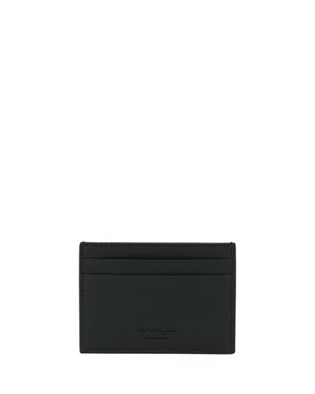 Men's Giano Studs Flat Card Case