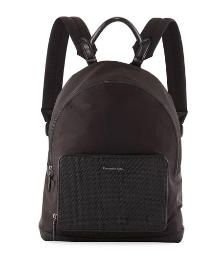 Men's Nylon Backpack
