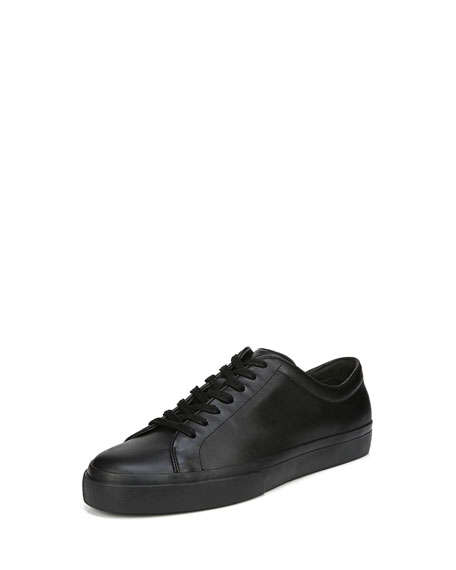 Men's Farrell Maddox Leather Low-Top Sneakers