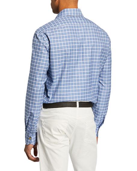 Men's Check Dress Shirt