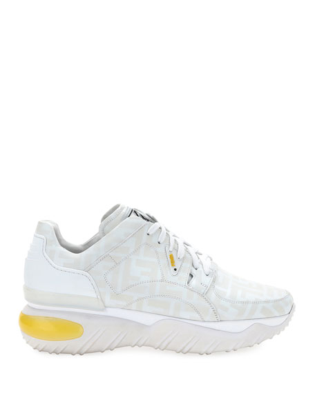 c225e60f Men's Fancy Fendi Chunky Color Changing Sneakers