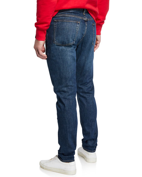 Standard Issue Fit 2 Mid-Rise Relaxed Slim-Fit Jeans, Linden