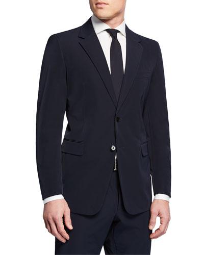 Men's Techno-Stretch Two-Piece Suit