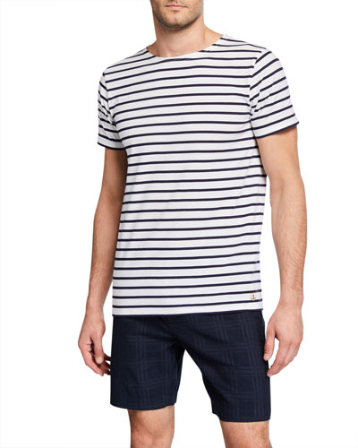 Men's Mariniere MC Heritage Stripe T-Shirt