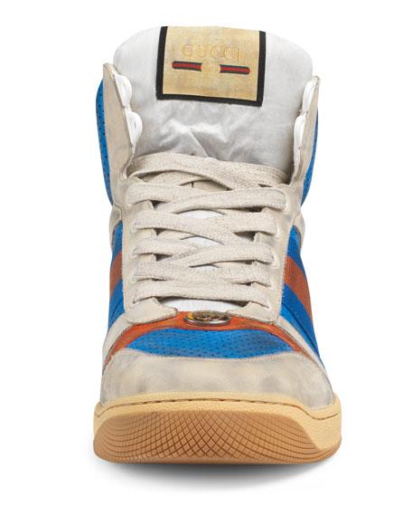 Men's Screener High-Top Sneakers