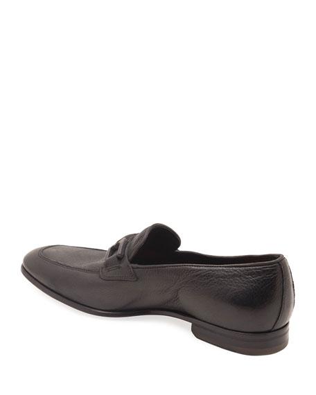 Men's Indio Leather Horsebit Loafers