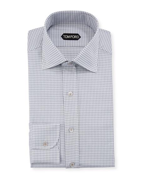 Men's Grand Pied Pe Poule Dress Shirt