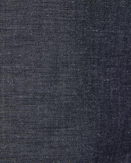Men's Two-Piece Melange Suit