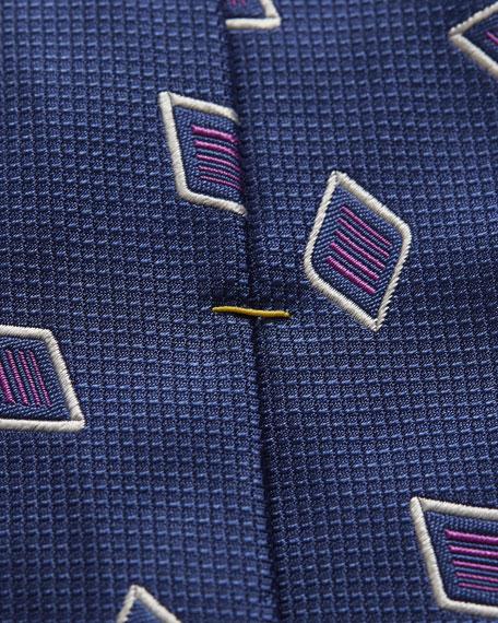 Square Silk Tie