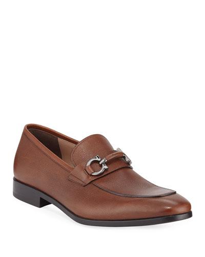 Men's Benford Leather Bit Loafers
