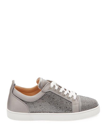 Men's Louise Junior Crystal Low-Top Sneakers