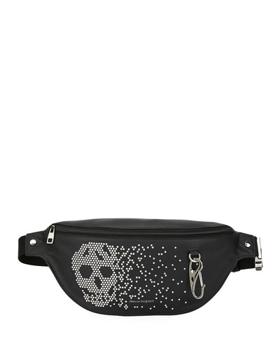 Men's Skull Oversized Belt Bag/Fanny Pack