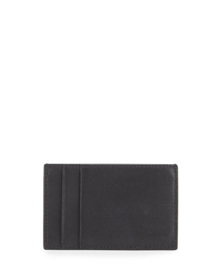 Men's Leather Beetle Card Case