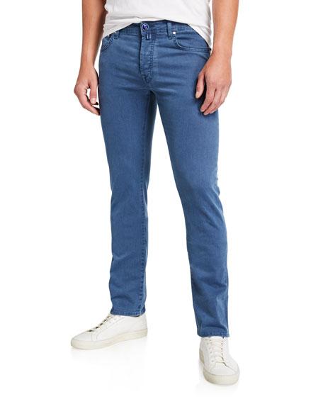 Men's Brushed 5-Pocket Jeans