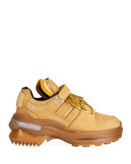 Men's Union Retro Fit Suede Sneakers
