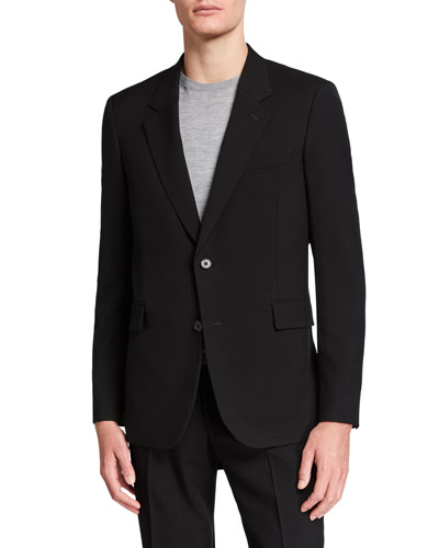 Men's Nolan Two-Piece Wool Suit
