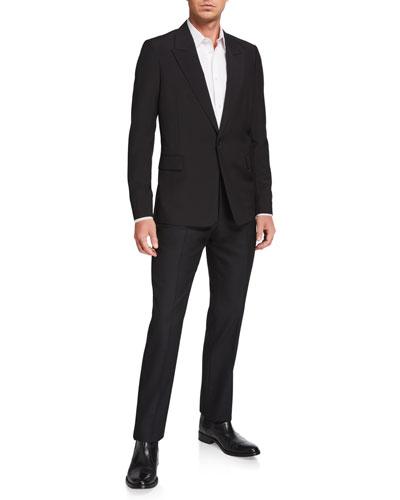 Men's Mason One-Button Jacket