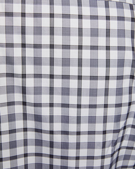 Men's Traveler Plaid Sport Shirt