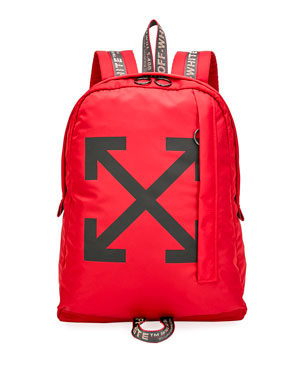 Off-White Men's Easy Arrow Backpack