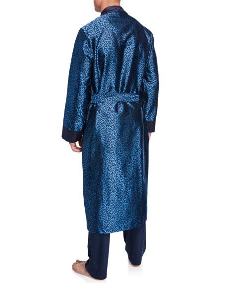 Men's Verona 46 Silk Robe