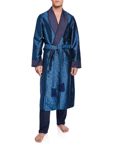 Men's Verona 46 Silk Robe