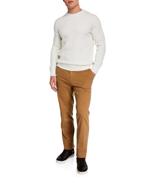 Men's Garment-Dyed Tab Twill Pants
