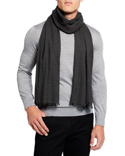 Men's Aberdeen Wool Scarf