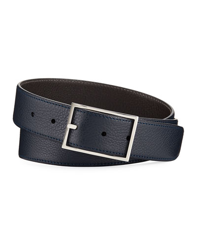 Lagun Grained Reversible Belt