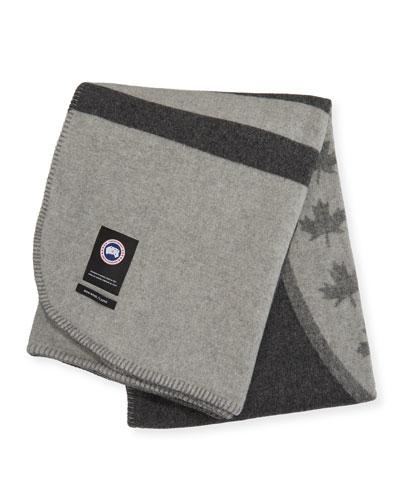 Men's Heavyweight Merino Wool Blanket
