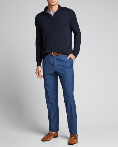 Men's Super-Light Tech-Wool Pants