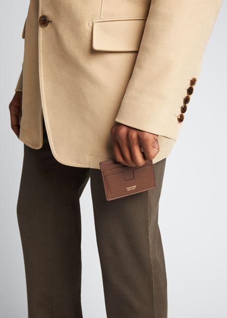 Men's Leather Card Holder