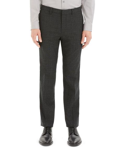 Men's Thurlow-Print Mayer Check Suit Pants