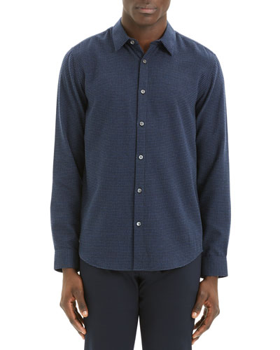 Men's Irving Beacon Textured Sport Shirt