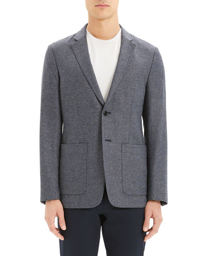 Men's Clinton Dawson Two-Button Jacket