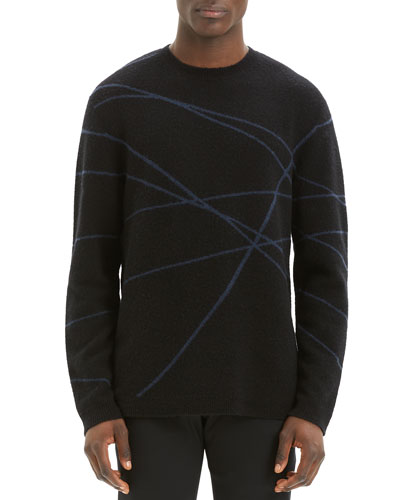 Men's Aris Wizard Crewneck Sweater