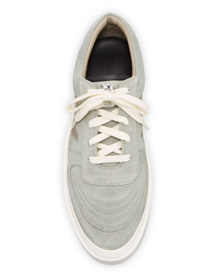 Men's Suede Platform Skate Sneakers