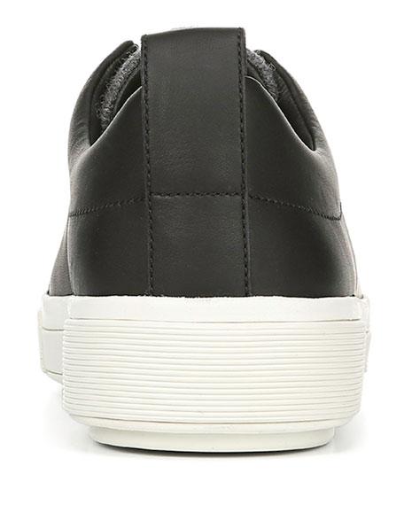 Men's Ranger Leather & Felt Laceless Low-Top Sneakers