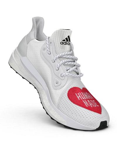 Men's x Pharrell Williams SOLARHU Human Made Running Sneakers
