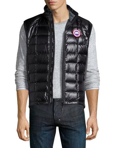 HyBridge Lite Puffer Vest  Black