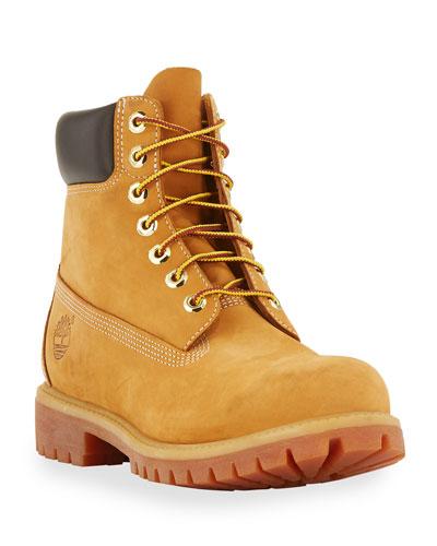 6 Premium Waterproof Hiking Boots