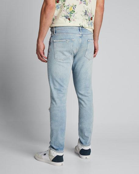 Men's Oli Slim Distressed Jeans