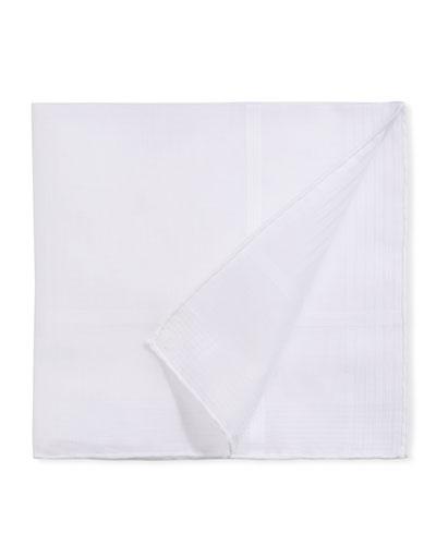 Basic Poplin Pocket Square