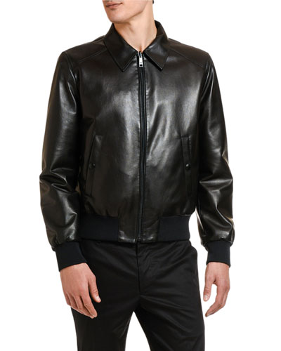 Men's Lamb Leather Jacket