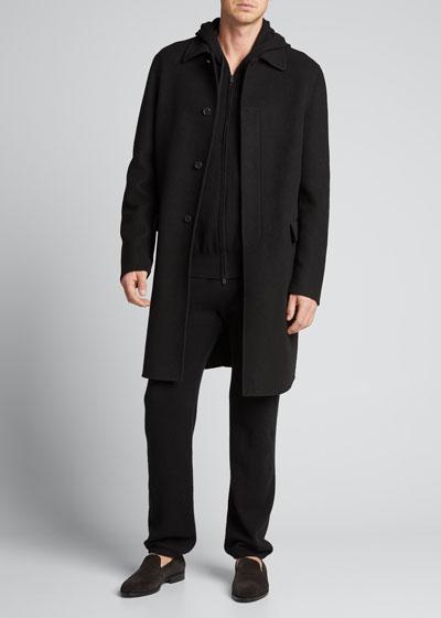 Men's Felix Cashmere Sweatpants