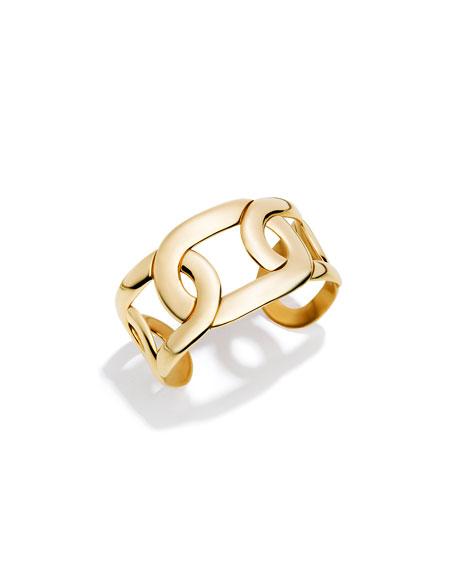 TANGO 18k Gold Cuff Bracelet