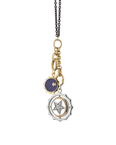 Reach for the Stars Charm Necklace