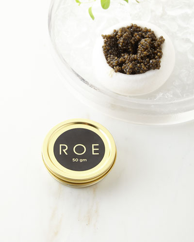 White Sturgeon Caviar  50gm