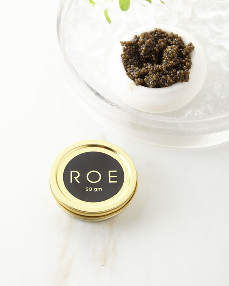 White Sturgeon Caviar, 50gm